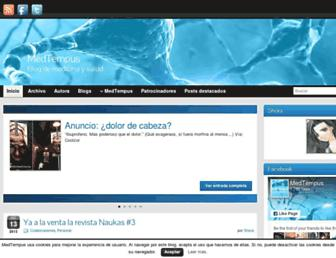 medtempus.com screenshot