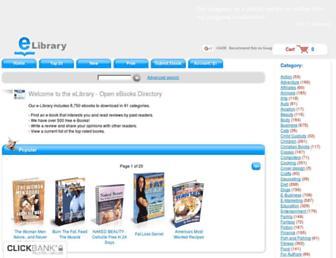 Thumbshot of E-library.net