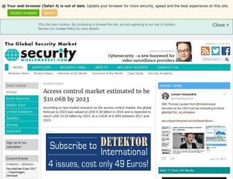 securityworldmarket.com screenshot