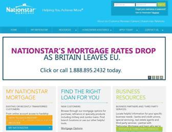 Thumbshot of Nationstarmtg.com