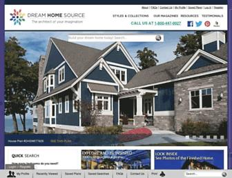 dreamhomesource.com screenshot