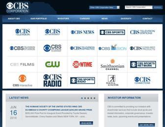 Thumbshot of Cbscorporation.com