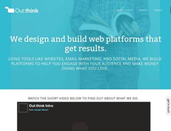 Thumbshot of Outthinkgroup.com