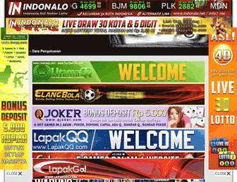 prediksitop.com screenshot