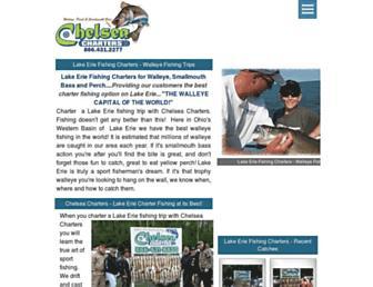 Thumbshot of Lakeeriecharterfishing.com