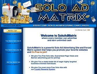 Thumbshot of Soloadmatrix.com