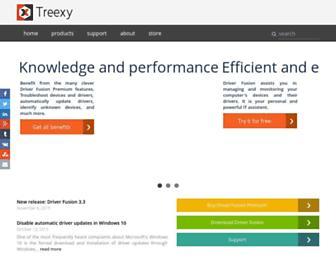 treexy.com screenshot