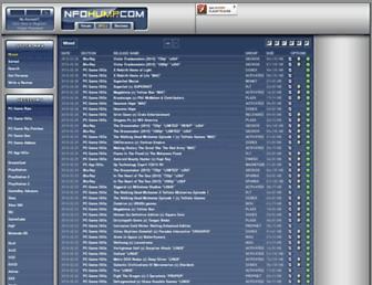 nfohump.com screenshot