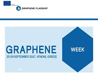 graphene-flagship.eu screenshot