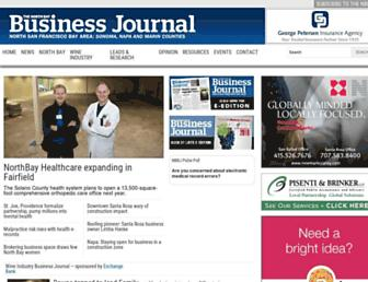 Thumbshot of Northbaybusinessjournal.com