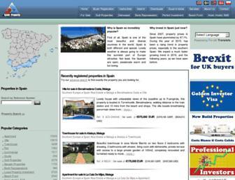 Thumbshot of Spain-property.com