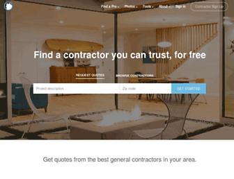 Thumbshot of Buildzoom.com