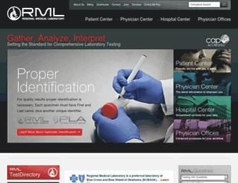 rmlonline.com screenshot