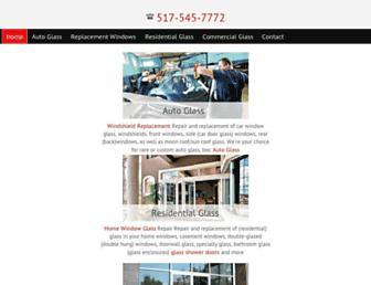 kosinsglass.com screenshot