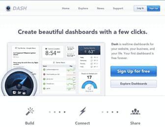 Thumbshot of Thedash.com