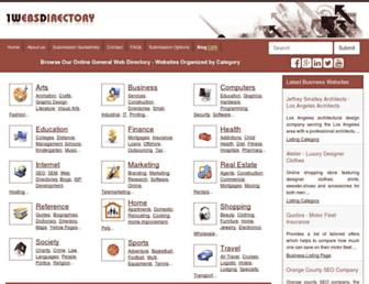 Thumbshot of 1websdirectory.com