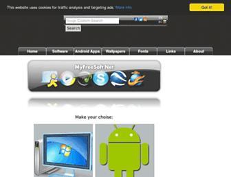 en.myfreesoft.net screenshot
