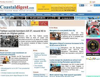 Thumbshot of Coastaldigest.com