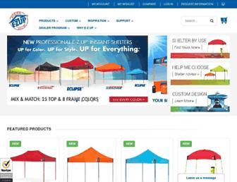 ezup.com screenshot