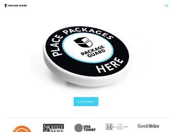 thepackageguard.com screenshot