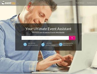 eventegg.com screenshot