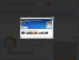 offlineinstallersoft.blogspot.com screenshot