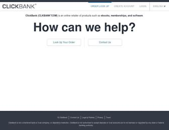 Thumbshot of Clkbank.com