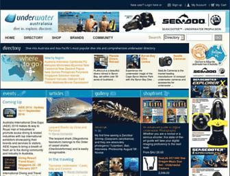 Thumbshot of Underwater.com.au
