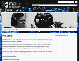 nbfilmcoop.com screenshot