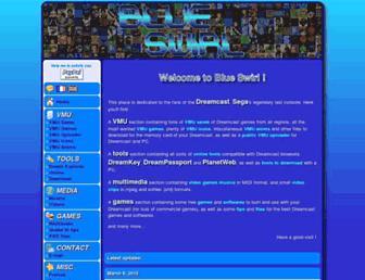 bswirl.kitsunet.org screenshot