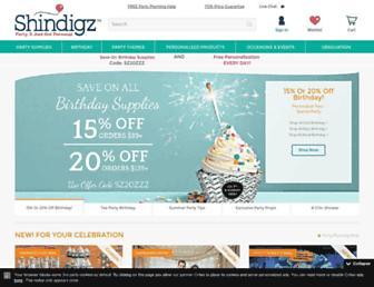 Thumbshot of Shindigz.com