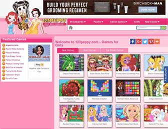 Thumbshot of 123peppy.com