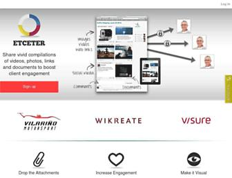 etceter.com screenshot