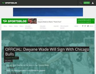 Thumbshot of Sportsblog.com