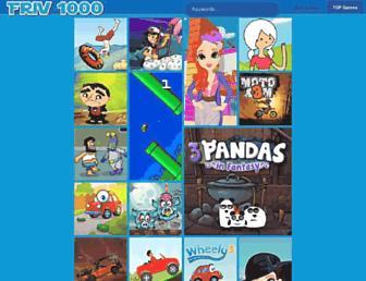 friv1000-game.net screenshot