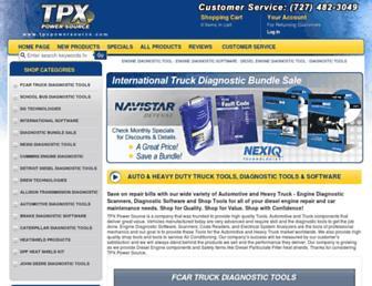 tpxpowersource.com screenshot