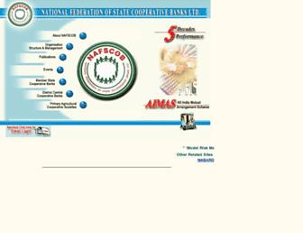 nafscob.org screenshot