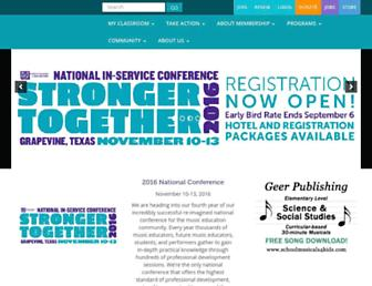 Thumbshot of Nafme.org