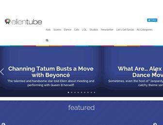 Thumbshot of Ellentube.com