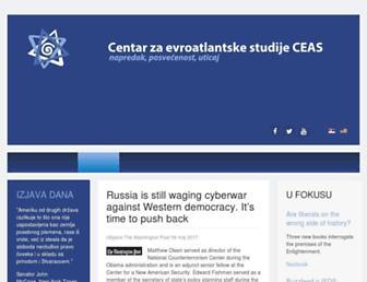 ceas-serbia.org screenshot
