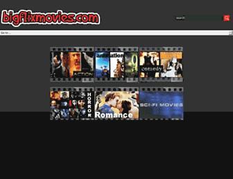 bigflixmovies.com screenshot