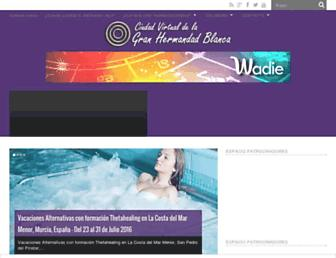 Thumbshot of Hermandadblanca.org