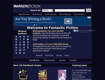 Thumbshot of Fantasticfiction.co.uk