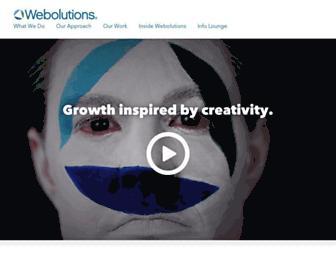 webolutions.com screenshot