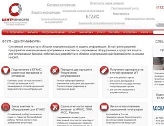 Thumbshot of Center-inform.ru