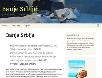 banjesrbije.rs screenshot