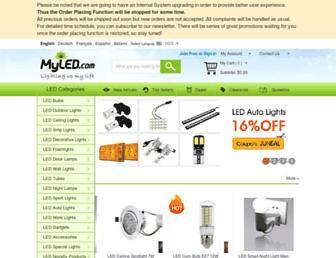 Thumbshot of Myled.com