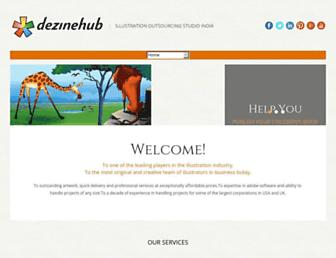 Thumbshot of Dezinehub.com