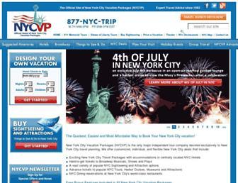 Thumbshot of Nyctrip.com