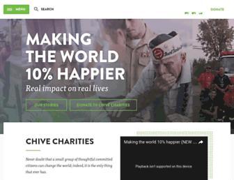 Thumbshot of Chivecharities.org
